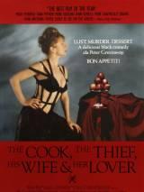 Повар, вор, его жена и ее любовник / The Cook the Thief His Wife & Her Lover