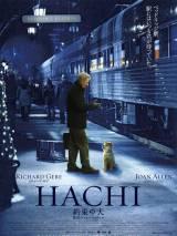 """Постер к фильму """"Хатико: Самый верный друг"""""""