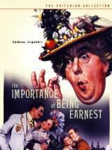 Как важно быть серьезным / The Importance of Being Earnest