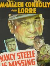 Нэнси Стил пропала! / Nancy Steele Is Missing!