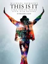 """Постер к фильму """"Майкл Джексон: Вот и все"""""""