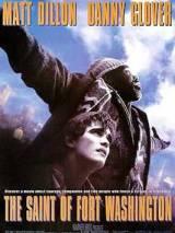 """Постер к фильму """"Святой из форта Вашингтон"""""""