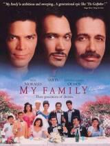 """Постер к фильму """"Моя семья"""""""
