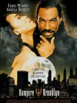 """Постер к фильму """"Вампир в Бруклине"""""""