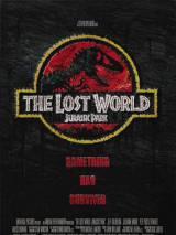 """Постер к фильму """"Парк Юрского периода 2: Затерянный мир"""""""