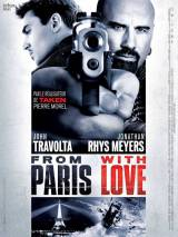 """Постер к фильму """"Из Парижа с любовью"""""""