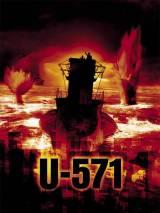 """Постер к фильму """"Ю - 571"""""""