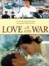 """Постер к фильму """"В любви и войне"""""""