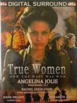 """Постер к фильму """"Настоящая женщина"""""""