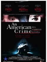 """Постер к фильму """"Американское преступление"""""""