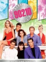 "Постер к сериалу ""Беверли-Хиллз 90210"""