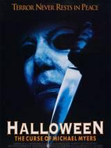 """Постер к фильму """"Хэллоуин 6: Проклятие Майкла Майерса"""""""