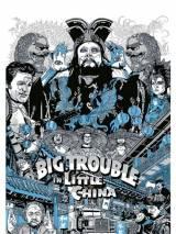 """Постер к фильму """"Большой переполох в маленьком Китае"""""""