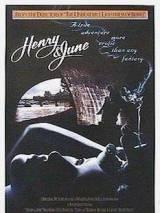 """Постер к фильму """"Генри и Джун"""""""