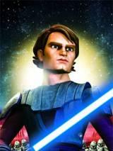 """Постеры к мультфильму """"Звездные войны. Война клонов"""""""