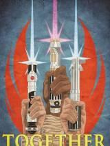 """Пропагандистские постеры к фильму """"Звездные войны"""""""