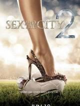 """Постер к фильму """"Секс в большом городе 2"""""""