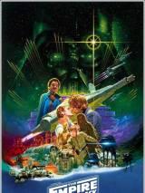 """Постер к фильму """"Звездные войны: Эпизод 5 - Империя наносит ответный удар"""""""
