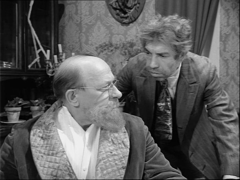 Кадр N73373 из фильма Собачье сердце (1988)