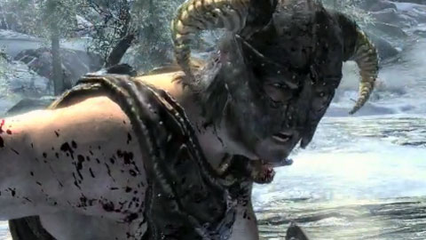 "Трейлер №1 игры ""The Elder Scrolls V: Skyrim"""