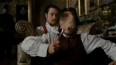 Шерлок холмс 2 сексуальные сцены