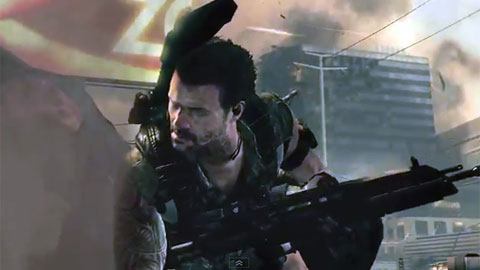 "Трейлер игры ""Call of Duty: Black Ops II"""