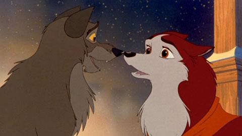 фото балто из мультфильма