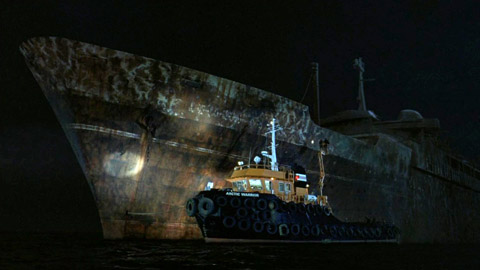корабль призрак картинки из фильма