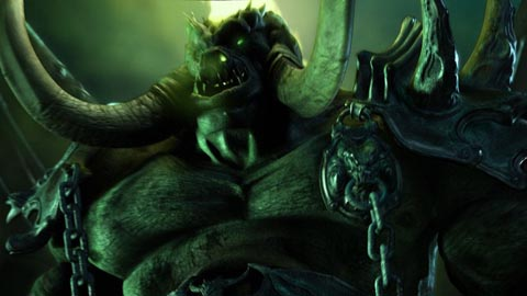 "Трейлер игры ""Warcraft III: Reign of Chaos"""