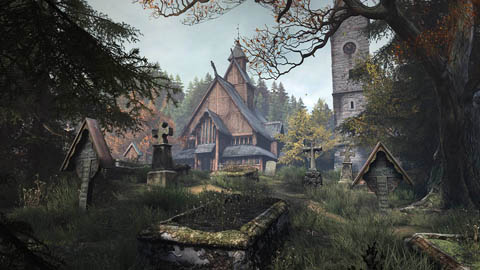 "Трейлер игры ""The Vanishing of Ethan Carter"""
