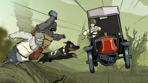 "Трейлер игры ""Valiant Hearts: The Great War"""