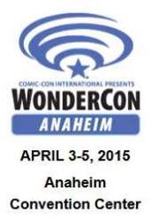 WonderCon 2015: ������� ���������������