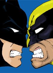 Хью Джекман выбрал победителя в схватке Росомахи и Бэтмена