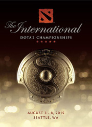 "��������� ����-��� ������� The International 2015 �� ""Dota 2"""