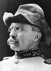 Showtime разрабатывает мини-сериал о Теодоре Рузвельте