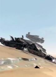 """Facebook показал панорамный видеоролик из """"Звездных войн 7"""""""