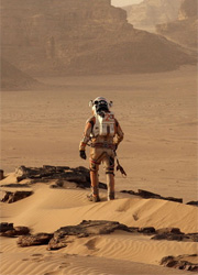 Ридли Скотт узнал про воду на Марсе раньше NASA