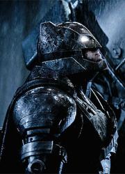 """Фильм """"Бэтмен против Супермена"""" получил детский рейтинг"""