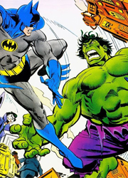 Майкл Китон назвал победителя в битве Бэтмена и Халка