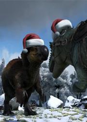 """В игре """"Ark: Survival Evolved"""" леденцы станут оружием"""