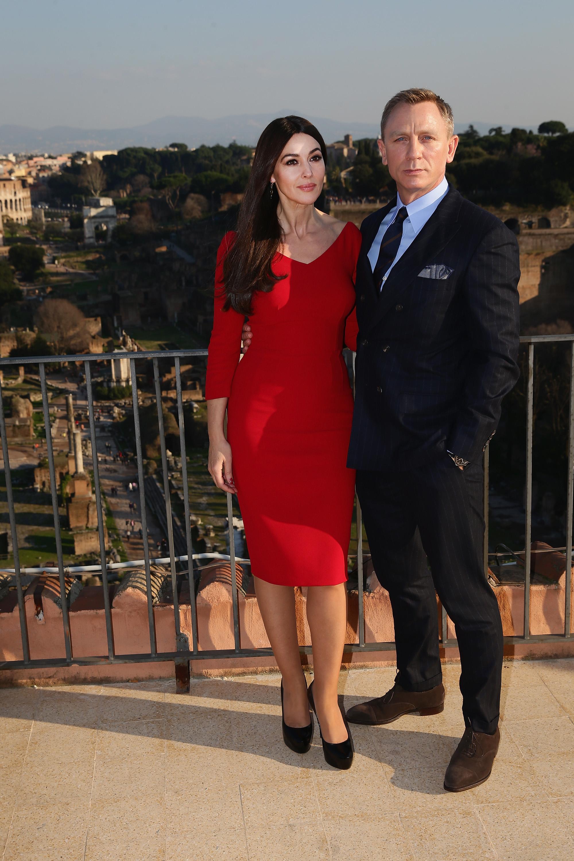 Дэниел крейг и его девушки фото