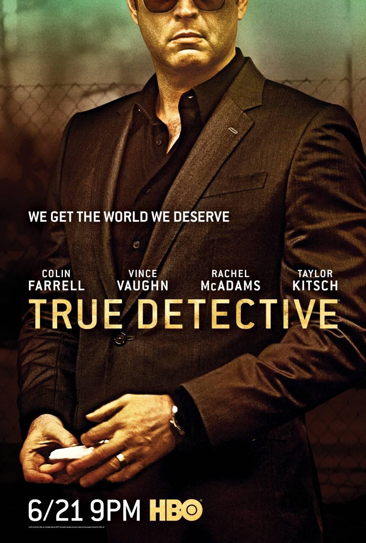 настоящий детектив кинопоиск сериал