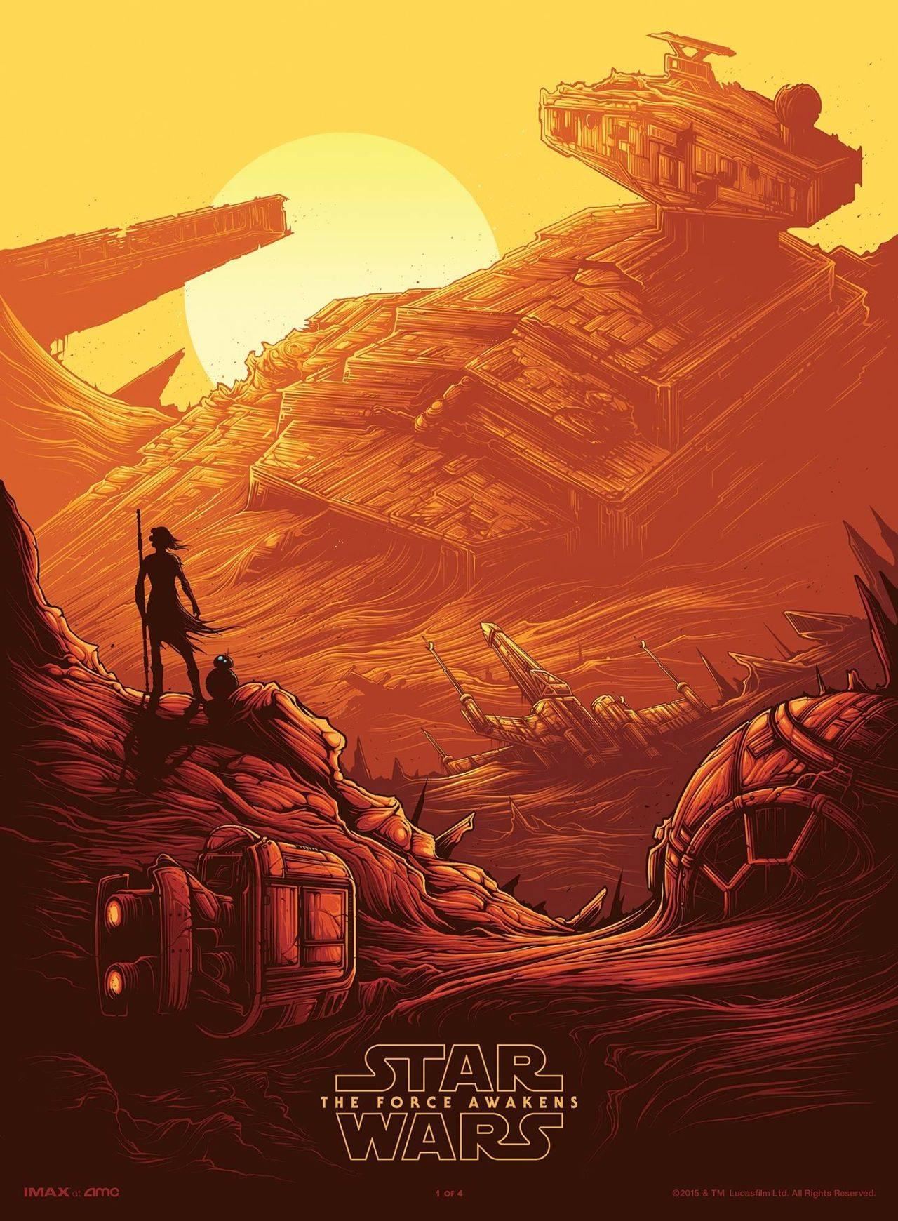 «Звёздные Войны: Пробуждение Силы» — 2015