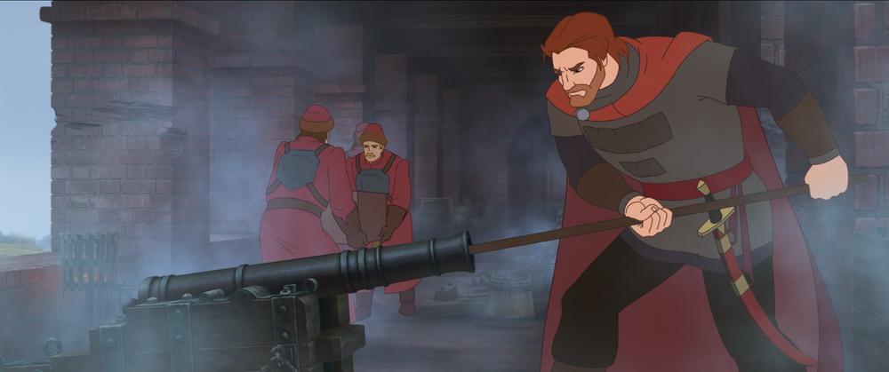 крепость щитом и мечом мультфильм 2015 смотреть онлайн
