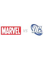 ������� ������������: Marvel vs. DC