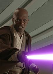 """Сэмюэл Л. Джексон рекомендовал героям """"Звездных войн 7"""" научиться владеть световым мечом"""