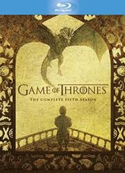 """Названа дата выхода Blu-ray и DVD изданий пятого сезона """"Игры престолов"""""""