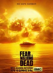 """Плавающие зомби станут главной угрозой в """"Бойтесь ходячих мертвецов"""""""