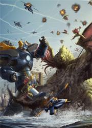 Warner Bros. экранизирует настольную игру Monsterpocalypse