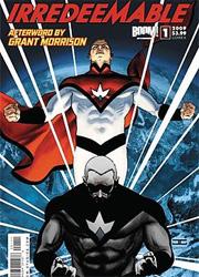 """Студия Fox экранизирует комикс о супергероях """"Неисправимые"""""""